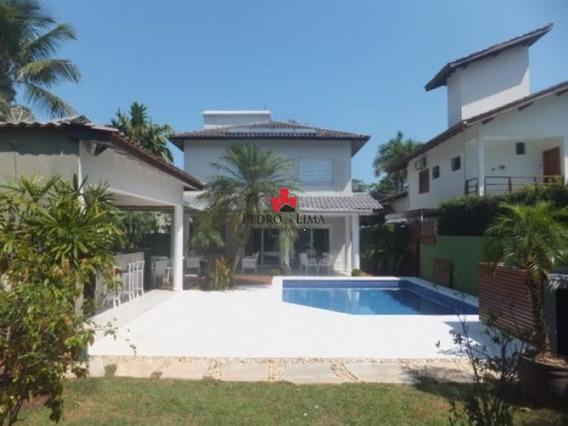 Casa Com 5 Suítes Com Ótima Área Gourmet Na Riviera De São Lourenço. - Rv38