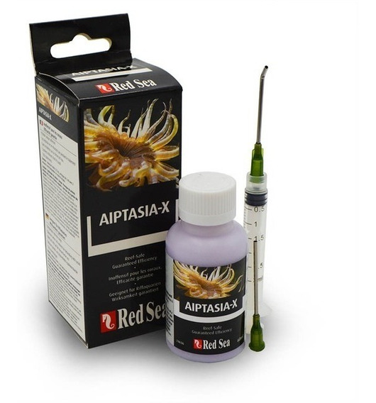 Removedor De Aiptasia Red Sea Aiptasia-x 60ml