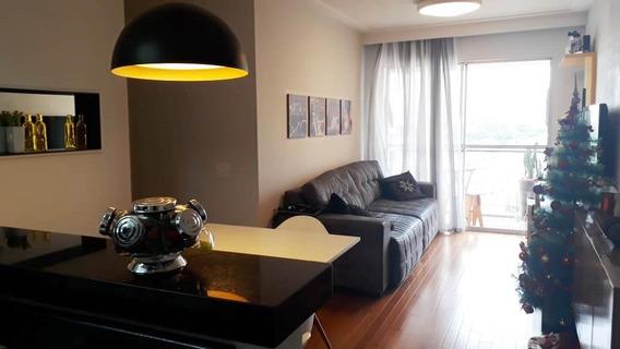 Apartamento Com 3 Dormitórios (01 Reversível)