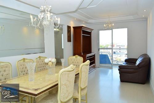 Imagem 1 de 9 de Apartamento Para Venda Em Santo André, Parque Das Nações, 2 Dormitórios, 1 Banheiro, 1 Vaga - 6622_1-1847669