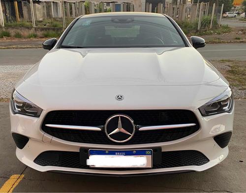 Mercedes-benz Classe Cla 2020 2.0 Turbo 4p
