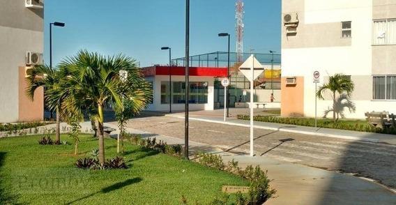 Apartamento Residencial Para Venda E Locação, Aruana, Aracaju. - Ap0011