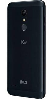 Celular Smartphone Lg K11+ 32gb Câm. 13mp + Selfie 5mp Preto