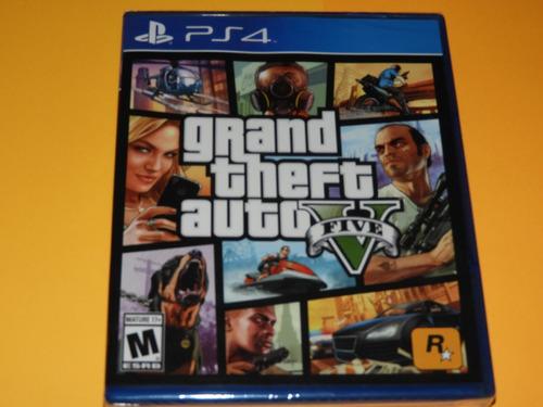 Gta V Gta 5 Grand Theft Auto V Ps4 Playstation 4 - Fisico