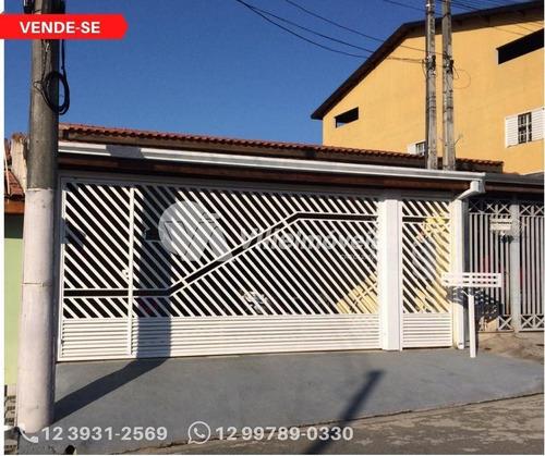 Casa Com 2 Dormitórios À Venda, 67 M² Por R$ 275.000,00 - Vila Das Flores - São José Dos Campos/sp - Ca0020