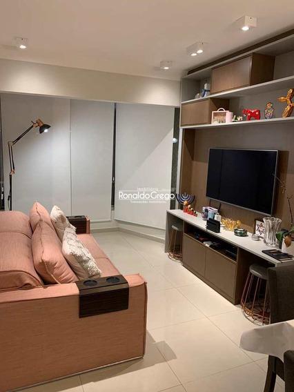 Apartamento Com 2 Dorms, Praia Do Una, São Sebastião - R$ 760 Mil, Cod: 1814 - V1814