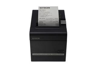 Impresora Fiscal Epson Tm-t900 Nueva Generacion + Rollos