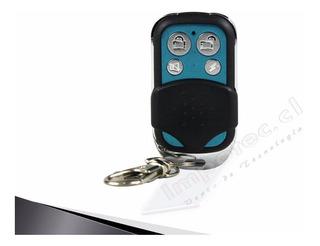 Control Remoto Metalico 433mhz Alarma Gsm / Comunitarias