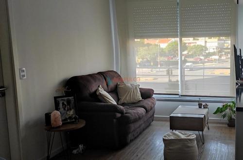 Alquier Apartamento En La Blanqueada 1 Dormitorio - Ref: 648