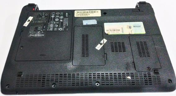 Carcaça Base Inferior Netbook Acer Aspire Kav60 + Tampas