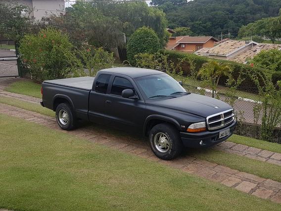 Dodge Dakota Americana - Clubcab - V6 - Turbinada