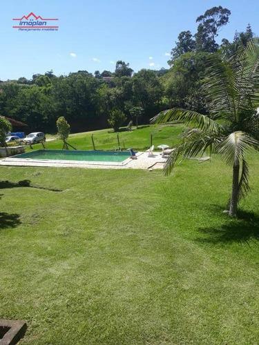 Chácara À Venda, 5100 M² Por R$ 640.000,00 - Jardim Estância Brasil - Atibaia/sp - Ch0207