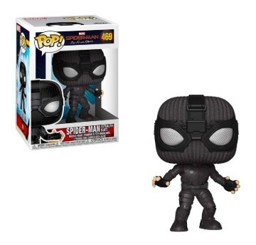 Funko Pop Spider-man (stealth Suit) Far From Home