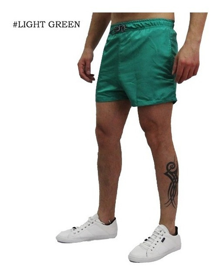 Short De Baño Hombre Mallas Slim Fit - Varios Colores