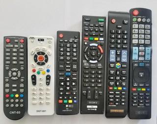 Control Remoto Lg Samsung Sony Directv Cnt Smart Tv