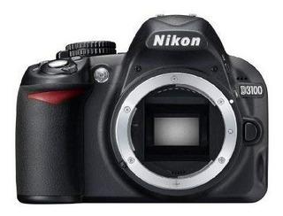 Cuerpo De La Cámara Nikon D3100digital Slr