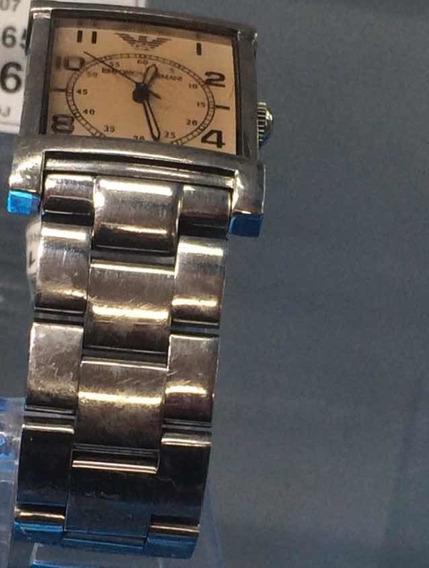 Reloj Emporio Armani Clásico Para Dama En 3 Mil