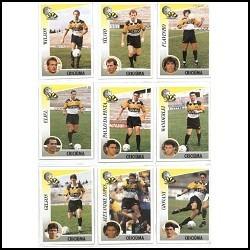[ha] # 14 Cards- Campeonato Brasileiro 95- Criciúma #