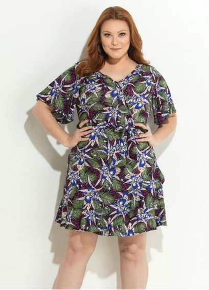 Vestidos Femininos Plus Size Roupa Feminina Vestidos Curtos