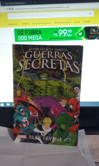 Guerras Secretas - Super-heróis Marvel / Alex Irvine