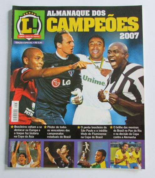 Almanaque Dos Campeões 2007
