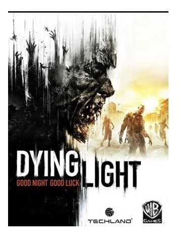 Dying Light: The Following-pc-dvd(midia Fisica)