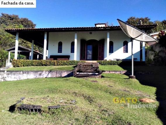 Chácara Para Venda Em Cajamar, Ponunduva, 3 Dormitórios, 1 Suíte, 2 Banheiros, 3 Vagas - 18741