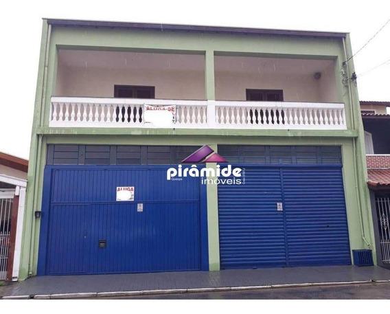 Prédio À Venda, 370 M² Por R$ 1.100.000,00 - Jardim Das Indústrias - São José Dos Campos/sp - Pr0044