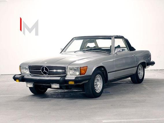 Mercedes Benz Sl 400 Sl450 Cabrio 1974