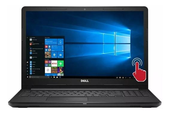 Dell Inspiron 3000 Touch 15.6 Pol. Ram 4gb Ddr4. Hd 1tb. Dvd