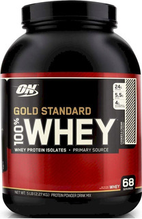 Proteina 100% Whey Gold Standar 5 Lbs