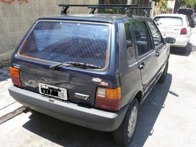 Fiat Uno 1.0 Fire 5p 2001/2002 Azul