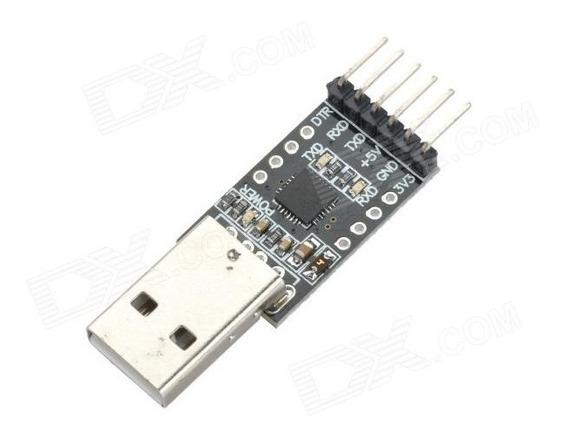 Cp2102 Conversor Usb Serial Ttl Arduino Pro Mini - 0172