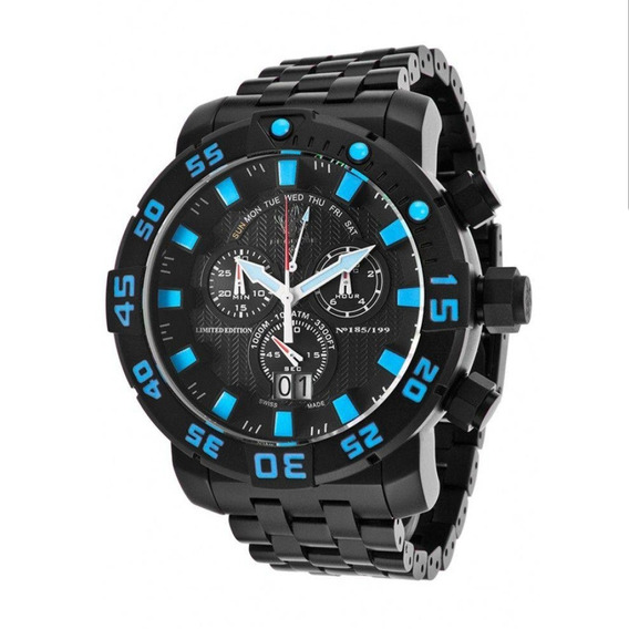 Invicta Sea Base Titanio 14252 199 Fabricados Limitado