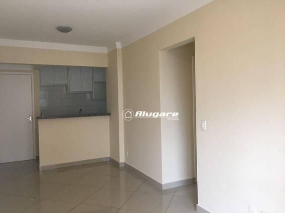 Apartamento Com 2 Dormitórios Para Alugar, 55 M² Por R$ 1.400/mês - Jardim Rosa De Franca - Guarulhos/sp - Ap3021