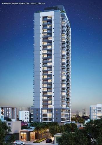 Apartamento Para Venda Em São Paulo, Pinheiros, 2 Dormitórios, 1 Suíte, 2 Banheiros, 1 Vaga - Cap3052_1-1372067
