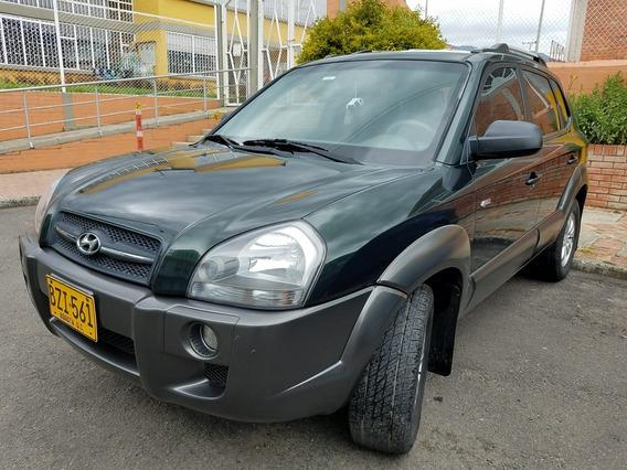Hyundai Tucson 4x4 Fe