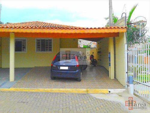 Casa De Condomínio Com 2 Dorms, Jardim Nogueira, Sorocaba - R$ 200 Mil, Cod: 5915 - V5915