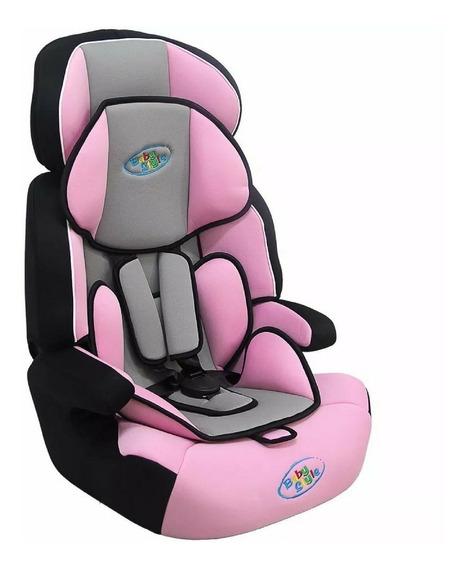 Cadeira para carro Baby Style 9-36 Cometa Rosa/Preto