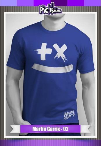 Camiseta Electronic Music - Martin Garrix