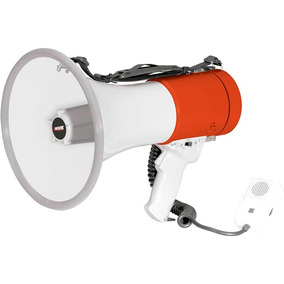 Megafone Com Função Sirene 25w Móvel Nk66snk Novik