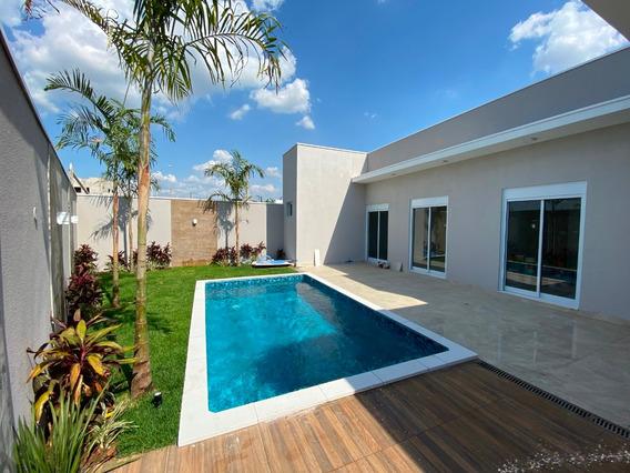 Casa Com Piscina Exclusivo Projeto Moderno Terreno De 250m2