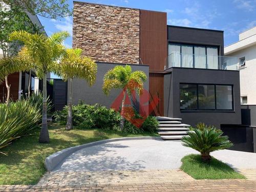 Imagem 1 de 13 de Sobrado Com 5 Dormitórios À Venda, 700 M² Por R$ 5.500.000 - Tamboré 10 -alphaville! - So0341