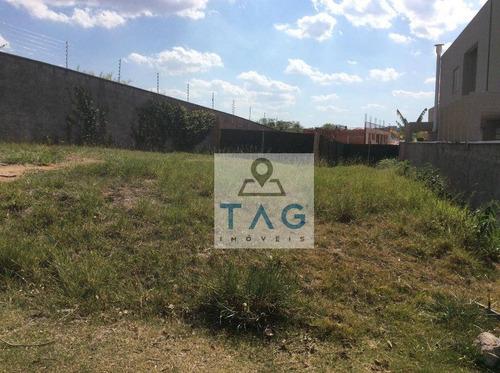 Imagem 1 de 10 de Terreno À Venda, 480 M² Por R$ 460.000,00 - Parque Das Quaresmeiras - Campinas/sp - Te0048