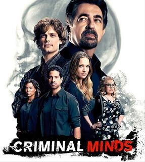 Criminal Minds 12ª Temporada Completa - 8 Dvds [2017] Serie