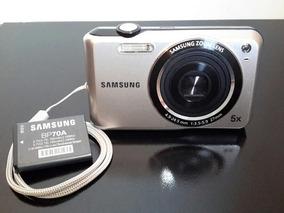 Câmera Digital Samsung Es68 12.2 Megapixels Completa