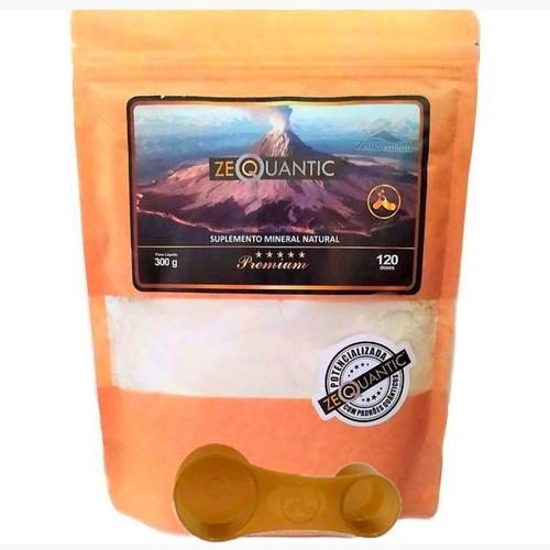Zeólita Premium 300g Ultra Fina Zeoquantic  - 100% Natural