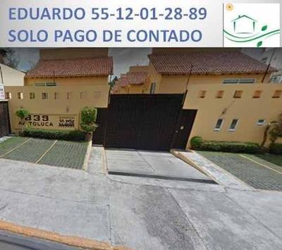 Venta De Casa En Olivar De Los Padres, Álvaro Obregón