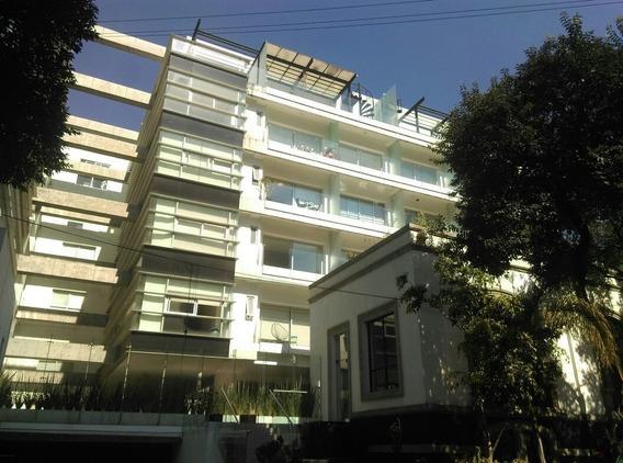 Loft Amueblado En El Corazón De La Condesa (r0003)