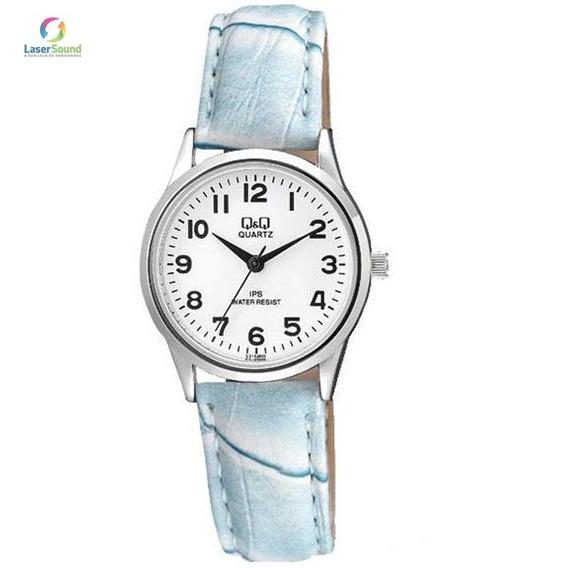 Relógio Q&q By Japan Feminino C215j805y C/ Garantia E Nf